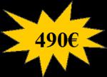 A partir de 490€