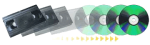 Cassettes DVD