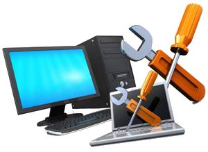 Pièces informatique pour réparation