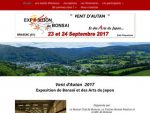 Expo Bonsaï et Arts du Japon -2017